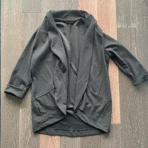 Seven sisters casual blazer, medium navy